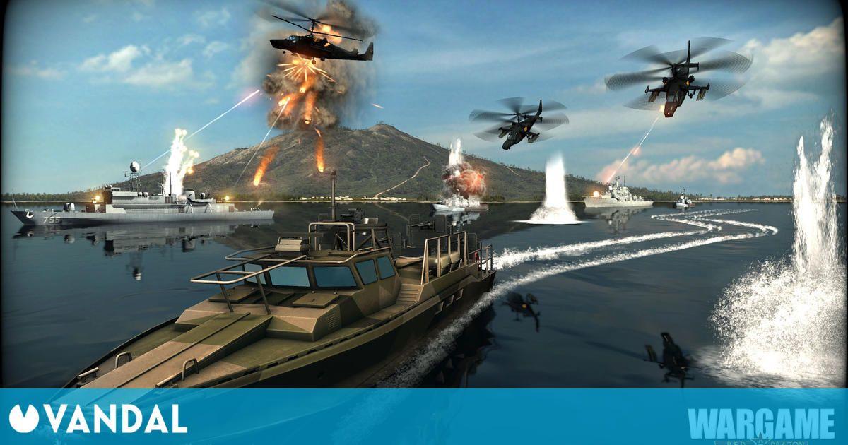 Wargame: Red Dragon es el juego gratuito de esta semana en Epic Games Store