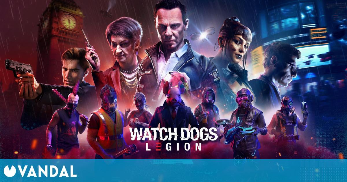 Watch Dogs Legion: Juega gratis a su versión de prueba del 25 al 29 de marzo