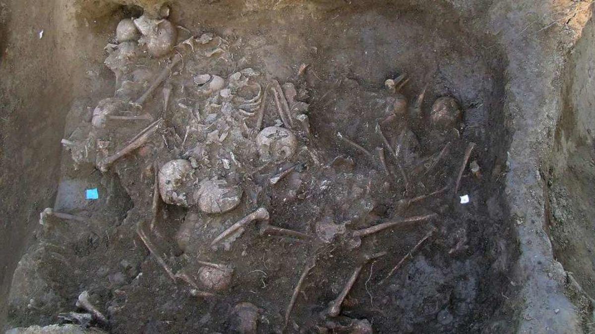Esta masacre de hace 6.200 años sigue sin explicación