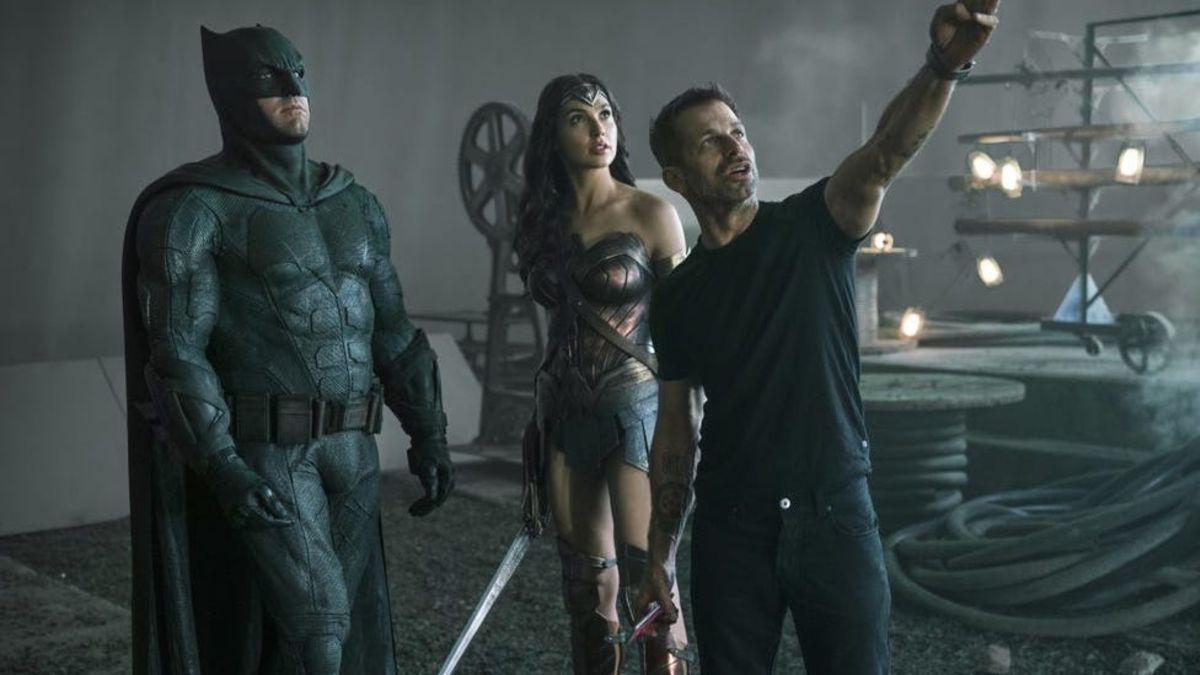 Zack Snyder dice que Justice League es su última película de DC