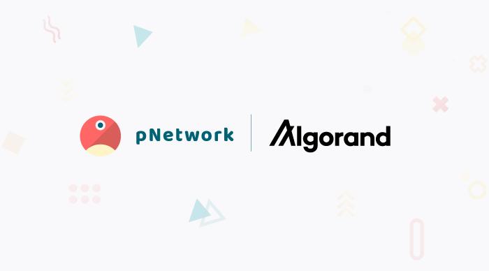 pNetwork y Algorand lanzan una asociación para crear conexiones entre cadenas