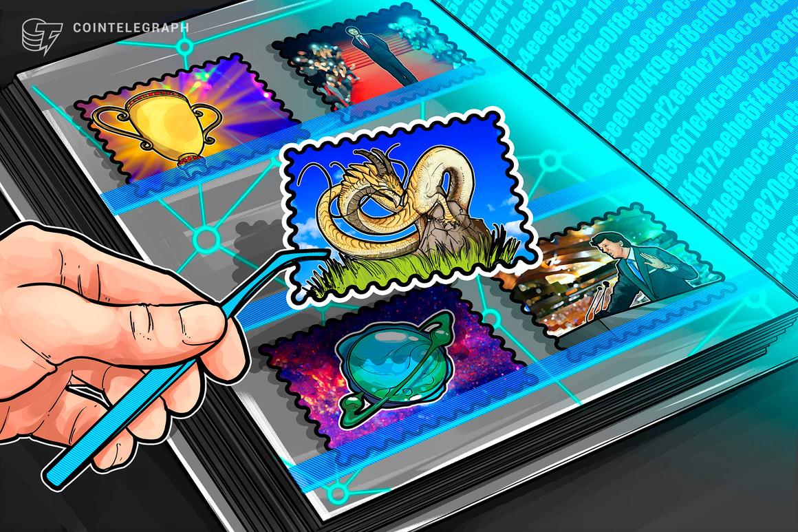 ¿NFT por correo? El Servicio Postal de Estados Unidos planea admitir tokens de franqueo