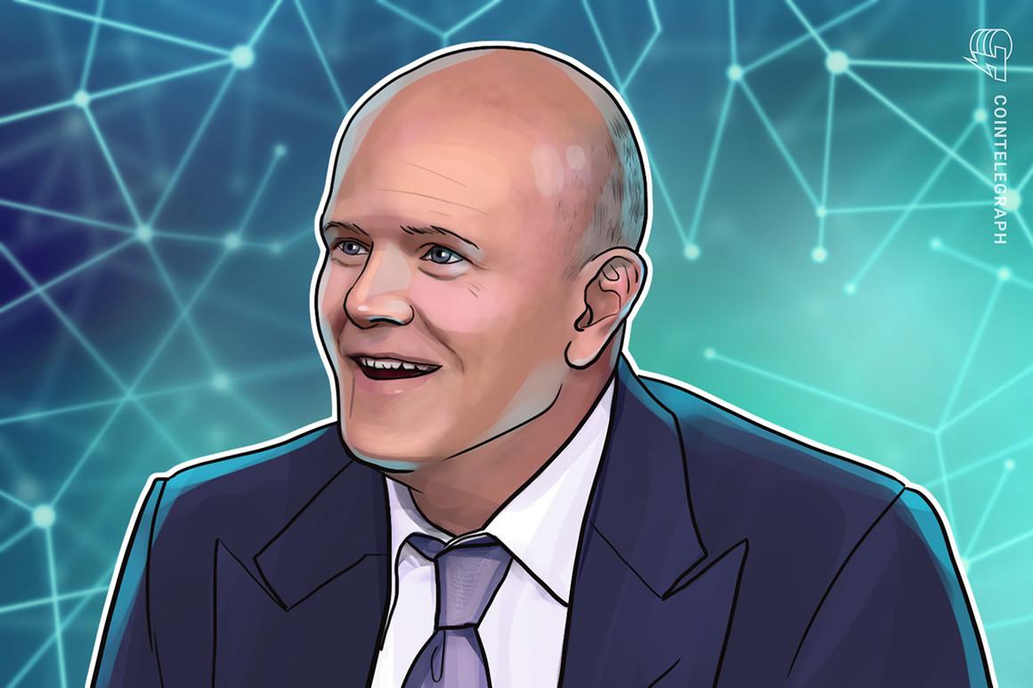 La cotización de Coinbase es el «momento Netscape» de la industria de las criptomonedas, dice Mike Novogratz