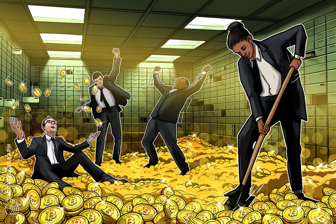 Los 5 mayores gestores de activos digitales de EE.UU. poseen más de USD 46 mil millones en criptomonedas