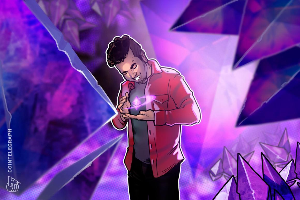 El regreso de Ethereum a su máximo histórico vino acompañado de un aumento del 77% en las tarifas por transacción