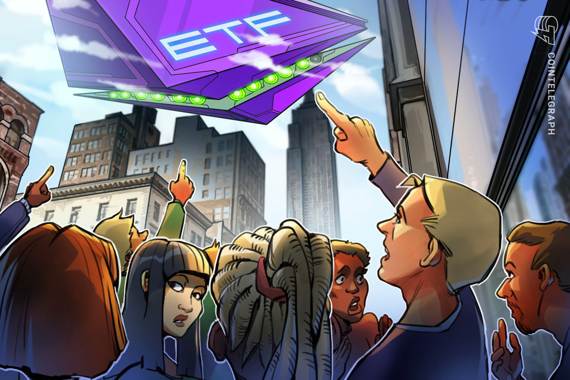 Los ETFs de Ethereum ya están aquí, construyendo un caso para la aprobación de los fondos de BTC y ETH en Estados Unidos