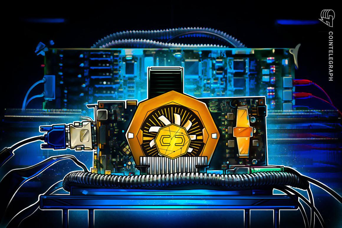 Nvidia triplica el pronóstico de ingresos de las ventas de GPU para minería de criptomonedas