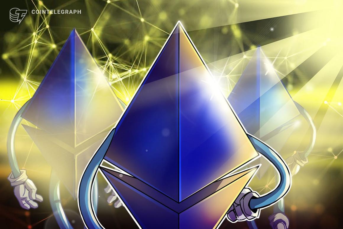 La capitalización de mercado de Ethereum supera a la del platino por primera vez