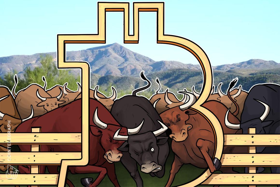 Bitcoin es un 'toro enjaulado' listo para escapar a partir de los USD 60,000, dice Bloomberg Intelligence