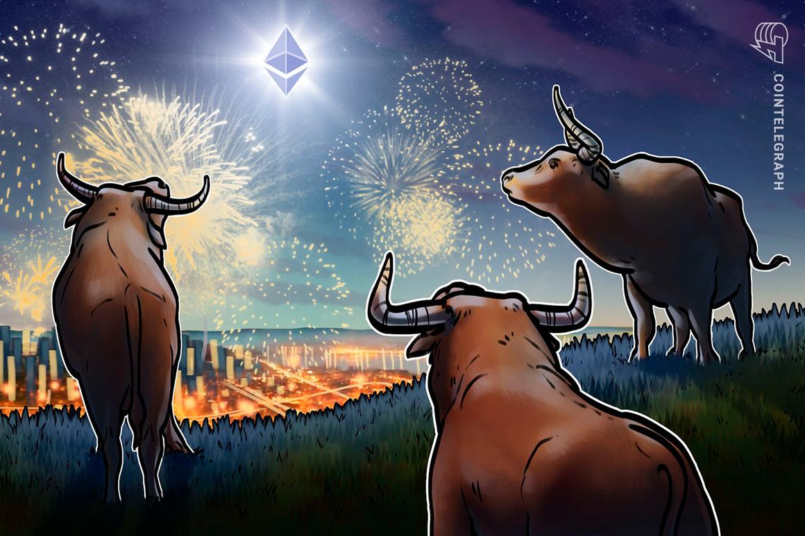 El precio de Ether se enfrenta a Bitcoin