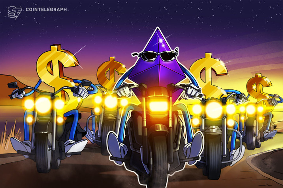 Buenbit permite comprar y vender ETH con pesos argentinos