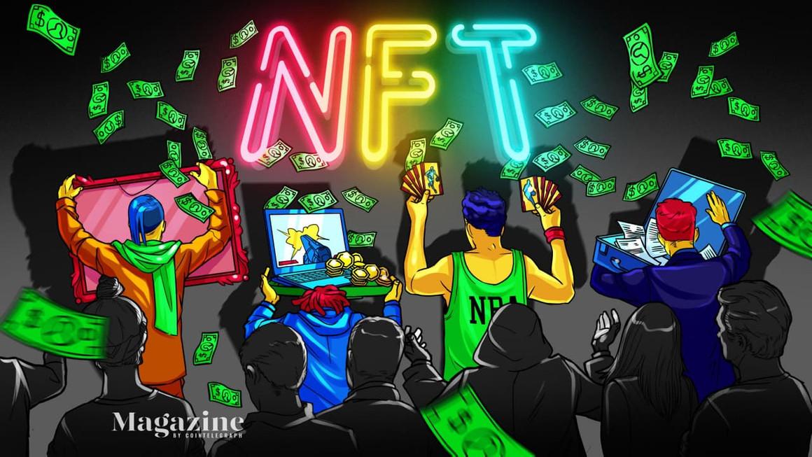 Así es como se gana -y se pierde- una fortuna con los NFT