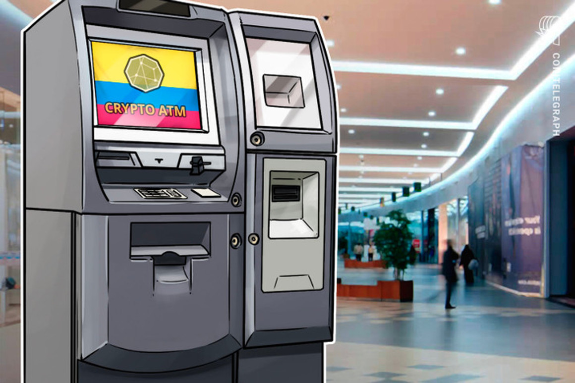 ¿Cómo están funcionando los cajeros de criptomonedas en Colombia?