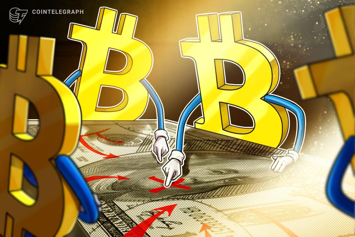 La extraña tendencia entre Bitcoin y el dólar: ¿Qué está pasando?