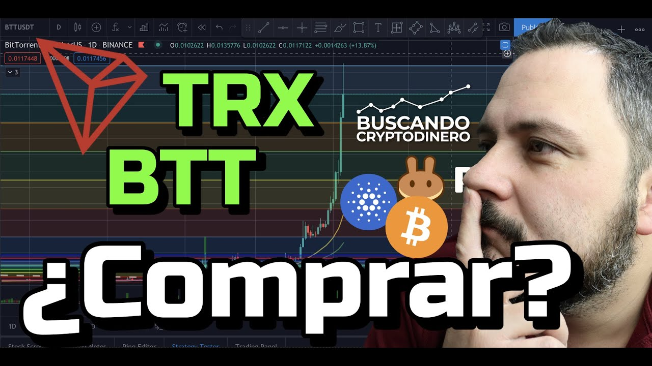 """✅ Dominancia de #Bitcoin bajando #Altcoins subiendo 🚀 """"BTT"""" y """"TRX"""" EXPLOTANDO + 19 Alts y Rifa !!!"""