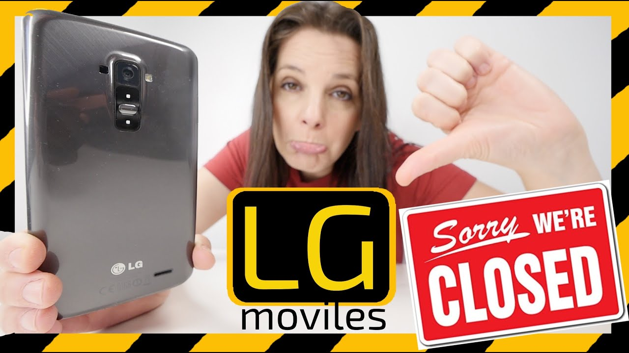 ADIÓS a los móviles LG, cierra su división de smartphones