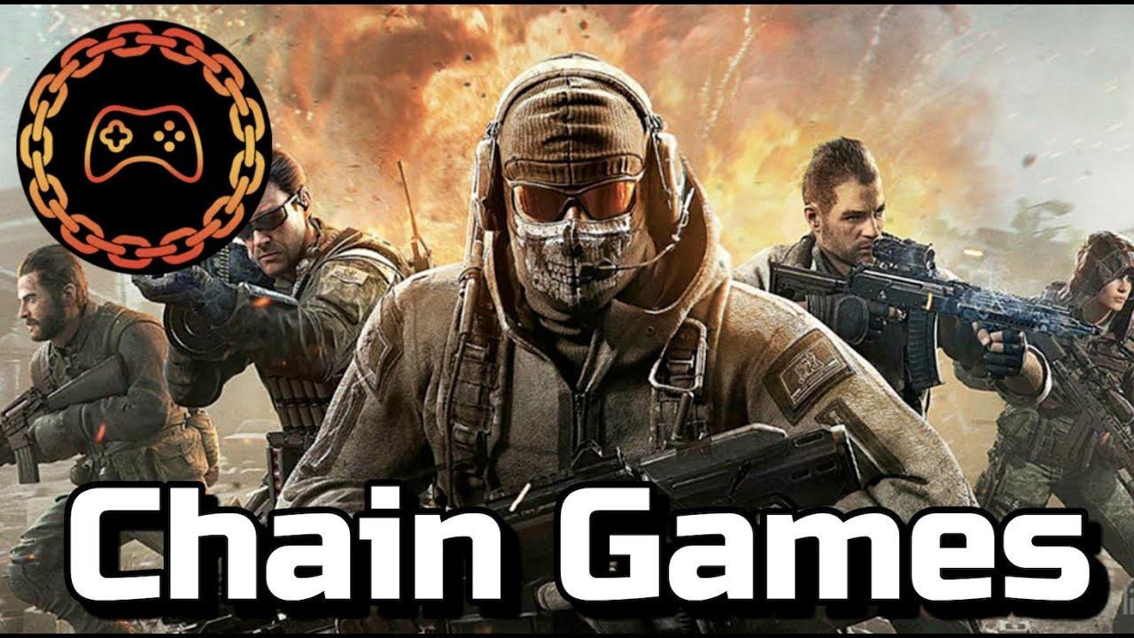 Chain Games Chain #Juegos #gaming 🔥 ☞Predicción de PRECIOS 🤑 2021 2026 ☜    Me CONVIENE invertir �