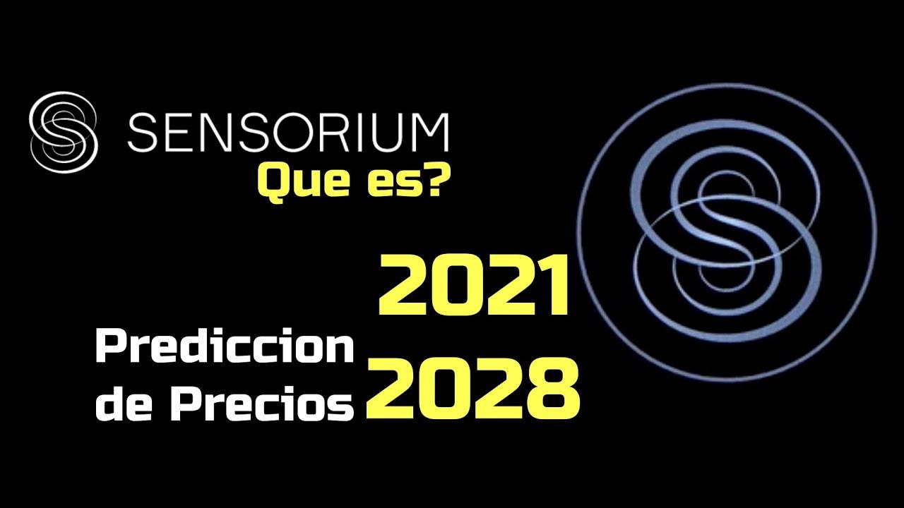 """Sensorium """"SENSO"""" #realidadVirtual Que es?? 🔥 ☞Predicción de PRECIOS 🤑 2021 2026 ☜    Me CONVIENE?"""