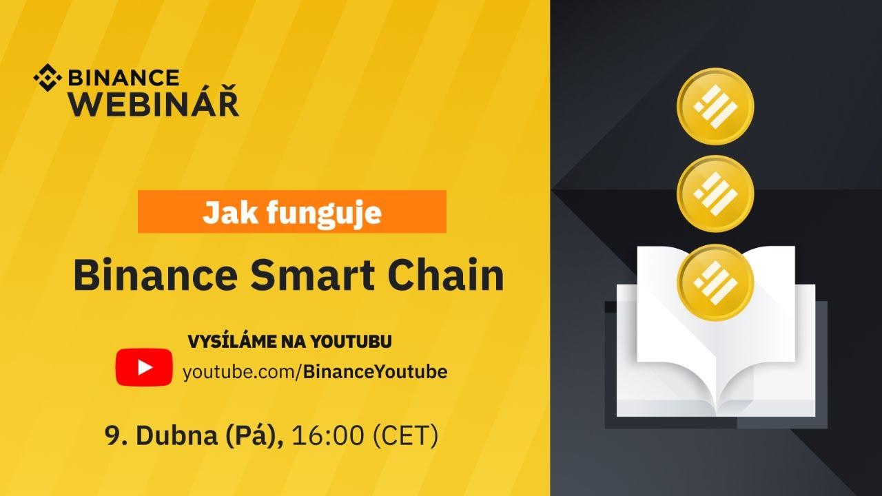 Jak funguje Binance Smart Chain (BSC)