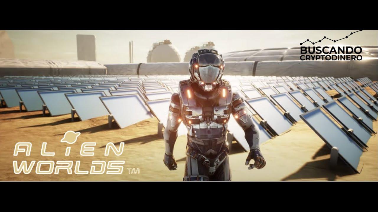 """Alien Worlds """"TLM"""" #gaming #nft Que es? 🔥 ☞Predicción de PRECIOS 🤑 2021 2026 ☜    Me CONVIENE?"""