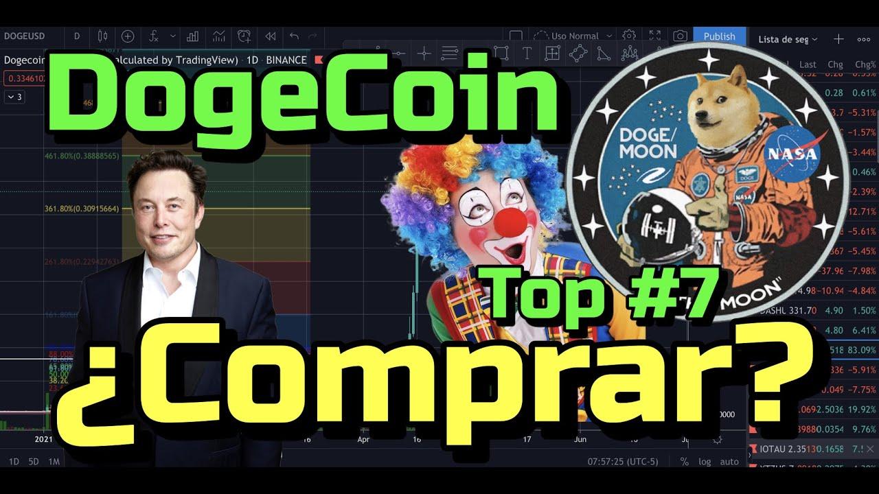"🐕 🚀 DOGECOIN ""TOP7"" Debo COMPRAR??? + 21 Monedas y 2 Rifas !!!"