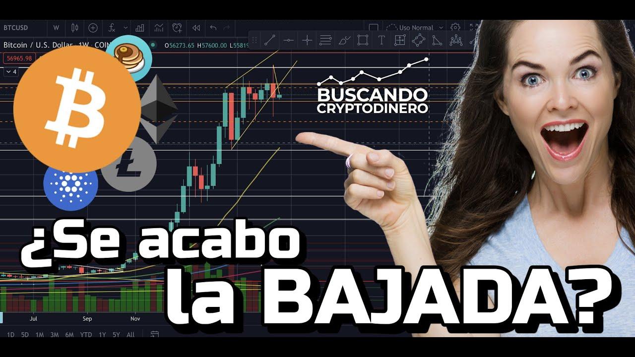 ➤ Bitcoin ¿Se acabo la bajada? + 21 Monedas y Rifa !!!