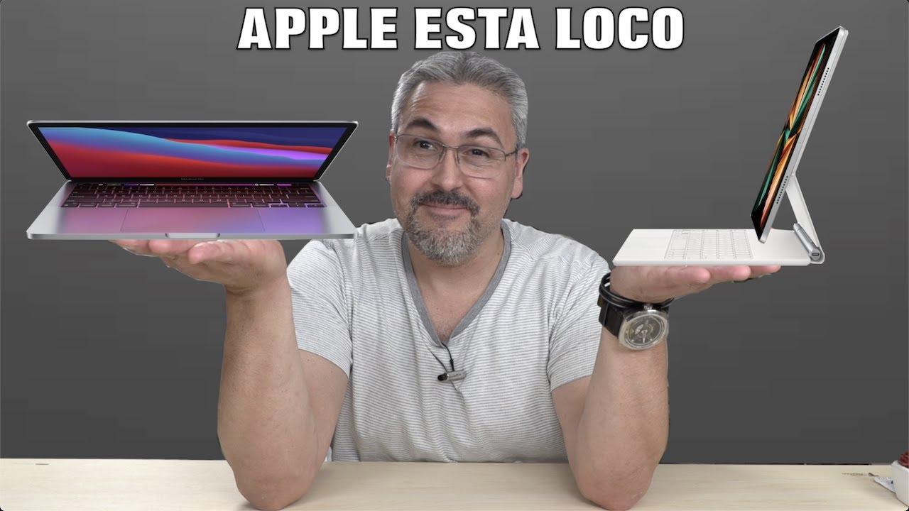 RIDÍCULO iPad Pro es mas CARO que una MacBook Pro