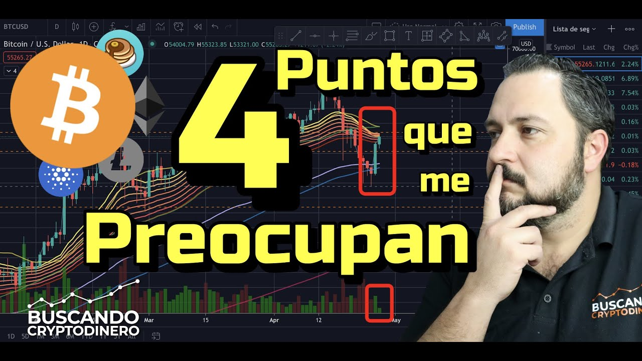 😳 Bitcoin ➤ 4 Señales que me preocupan en esta subida + 17 monedas y Rifa de Litecoin !!
