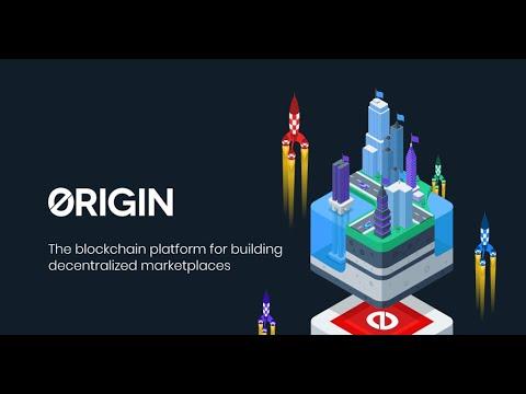 """Origin Protocol """"OGN"""" Que es? 🔥 ☞Predicción de PRECIOS 🤑 2021 2026 ☜    Me CONVIENE invertir 💰??"""