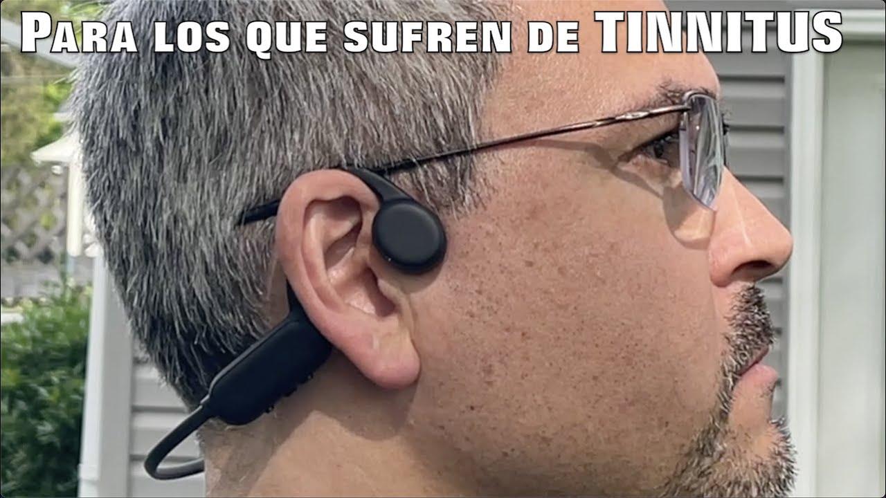 Estos Auriculares te puede ayudar si sufres de Tinnitus