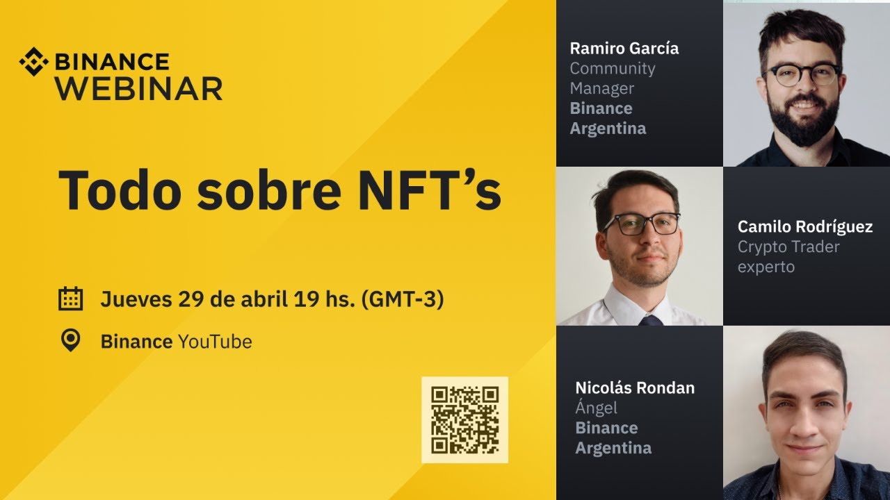Todo sobre NFT's