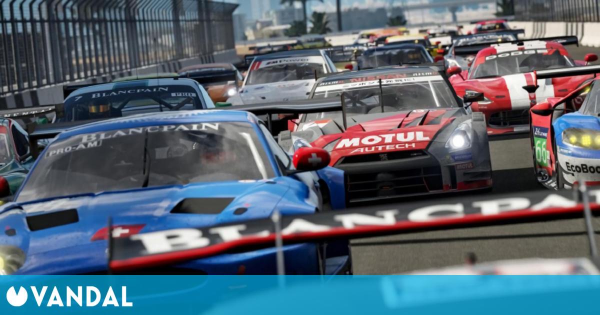 Forza Motorsport 8: Las primeras invitaciones a la prueba ya se están enviando