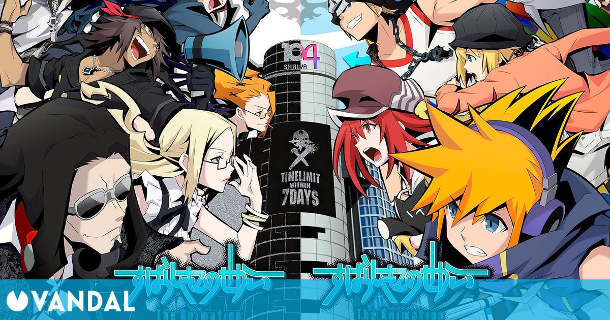 The World Ends With You Anime cambia su tema principal por el arresto de un miembro de ALI