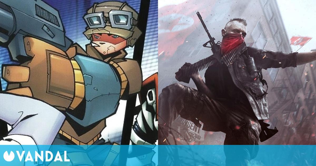 Ya puedes jugar a TimeSplitters 2 a 4K desde Homefront: The Revolution con este truco