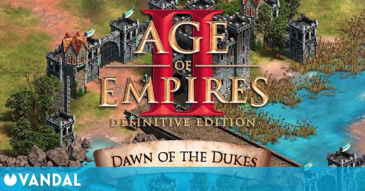 Age of Empires 2 Definitive Edition tendrá nueva expansión y un modo cooperativo en 2021
