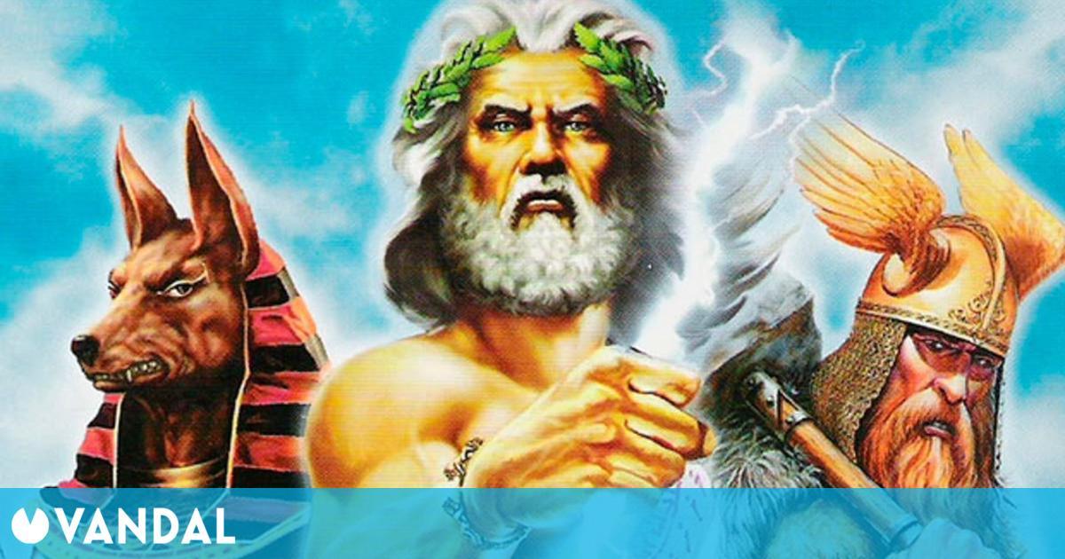 Los desarrolladores de Age of Empires no se han 'olvidado de Age of Mythology'