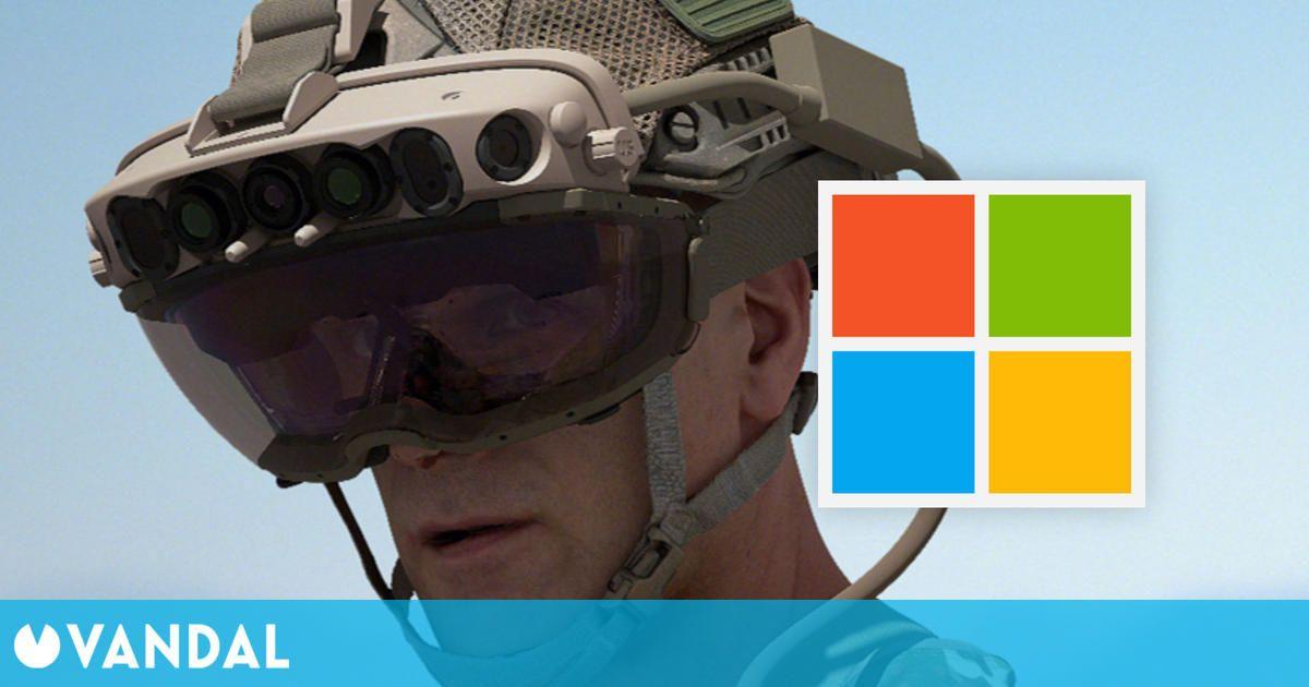 Microsoft y el ejército de Estados Unidos renuevan su acuerdo por 22.880 millones de dólares
