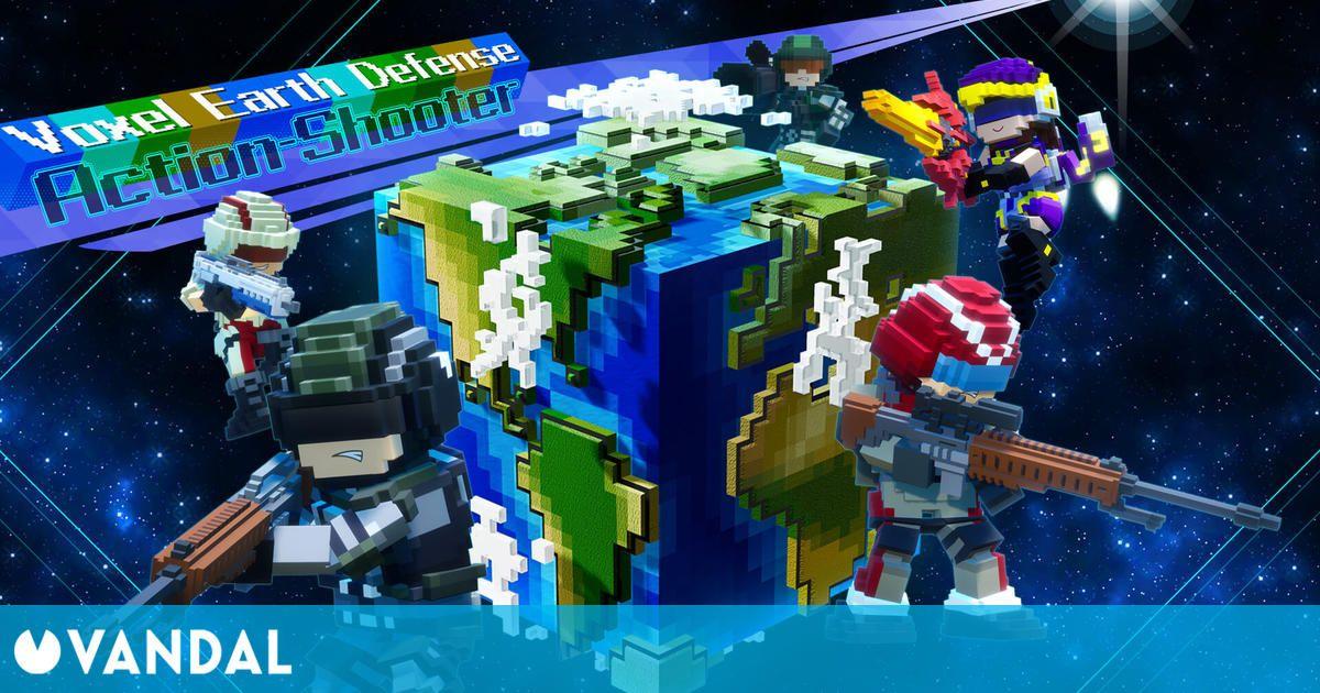 Earth Defense Force: World Brothers llegará a PS4, PC y Switch el 27 de mayo