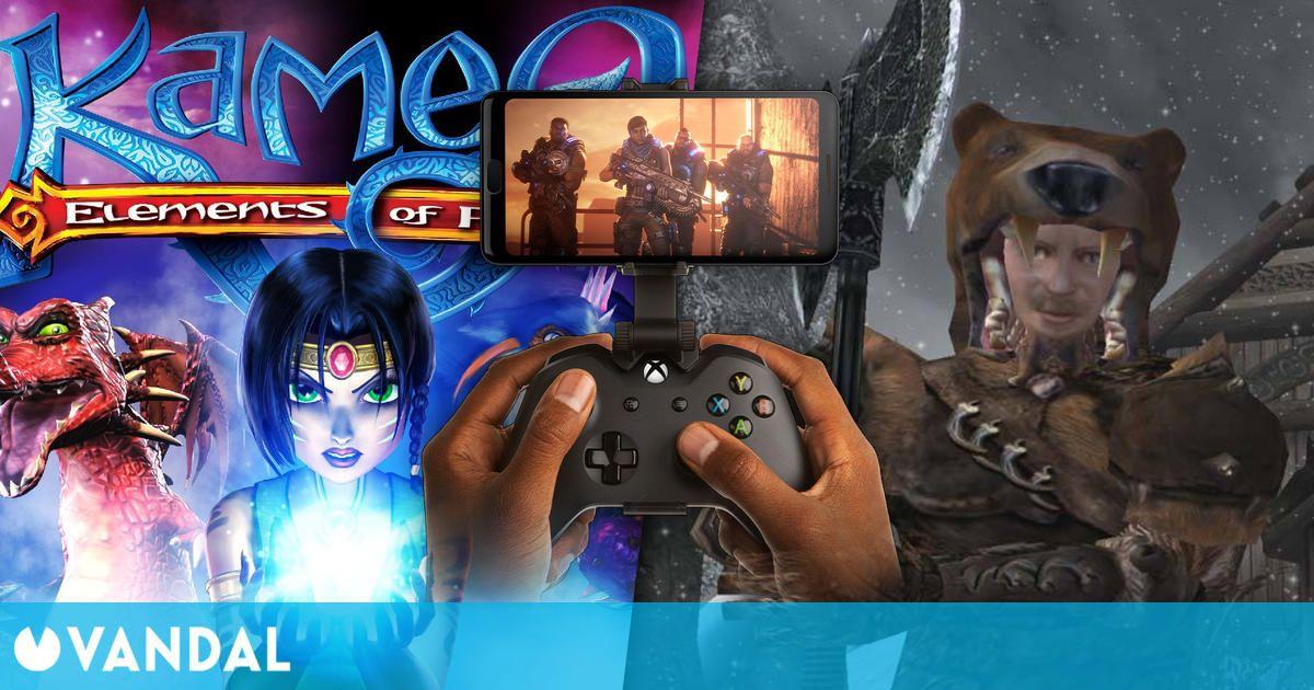Xbox insiste en que 'es más importante que nunca' preservar videojuegos clásicos
