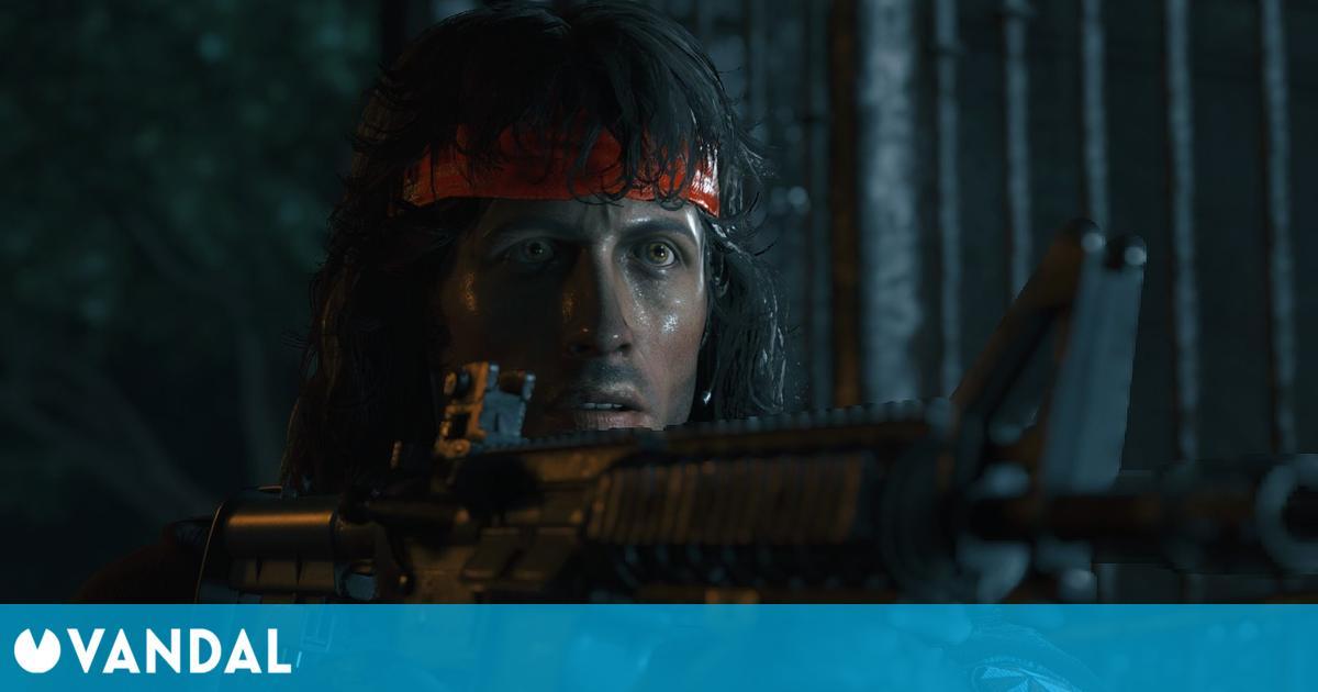 Rambo llega a Resident Evil 3 Remake gracias al mod de un fan