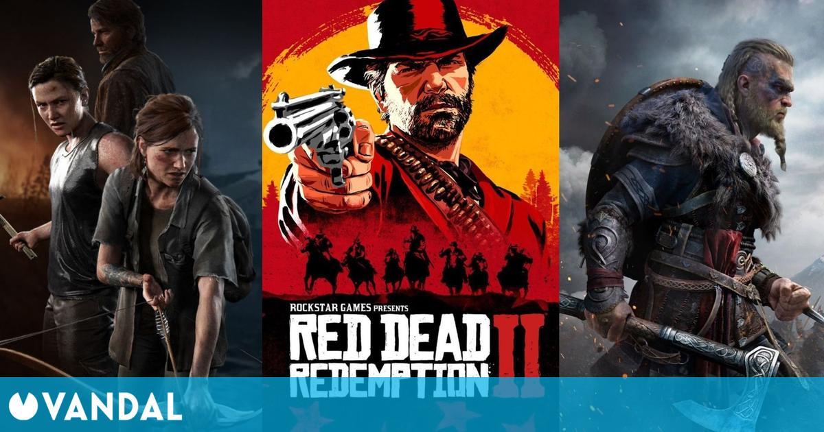 Las mejores Rebajas de Primavera en PSN: The Last of Us 2, AC Valhalla, Resident Evil 3…