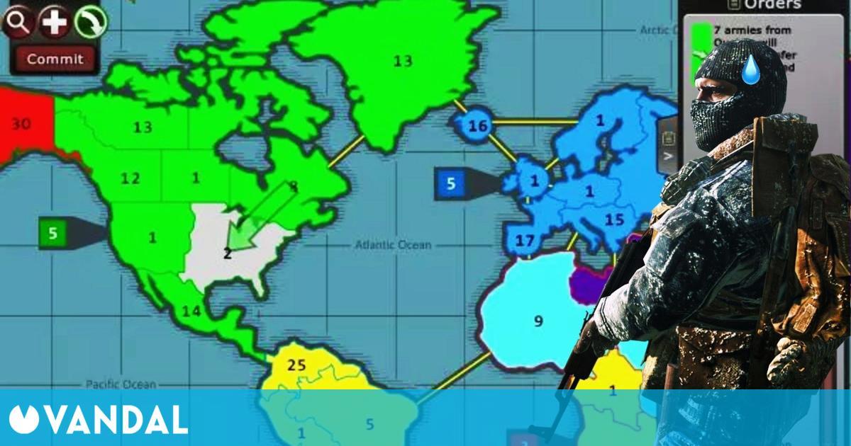 Activision inmerso en una disputa por la marca registrada Warzone con un juego web