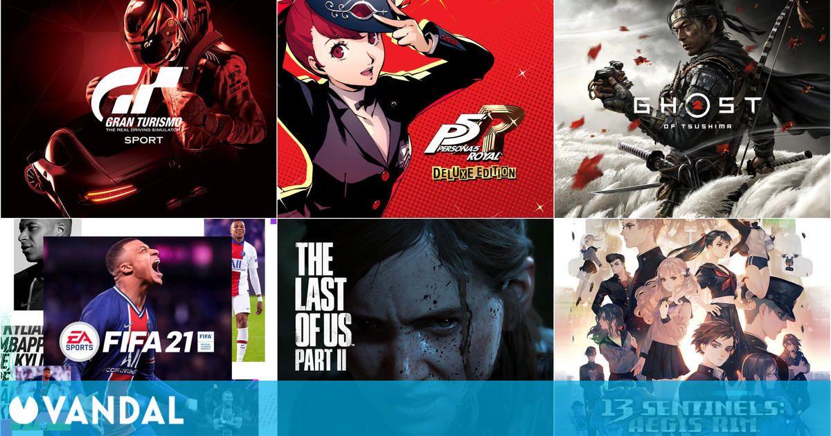 Ofertas PS4 y PS5: Los mejores descuentos por menos de 40, 30, 20, 10 y 5 euros