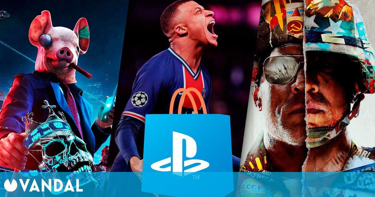 Nuevas Ofertas Épicas en PS Store, con descuentos de hasta un 60% en juegos de PS4 y PS5