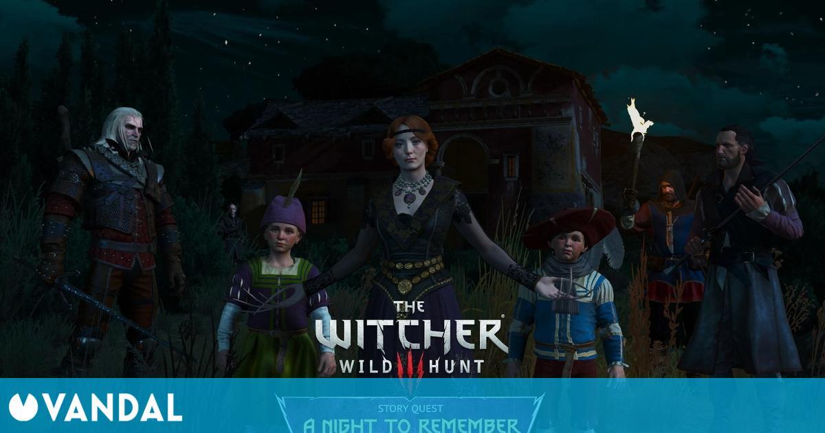 Este mod de The Witcher 3 recrea la voz de Geralt usando inteligencia artificial