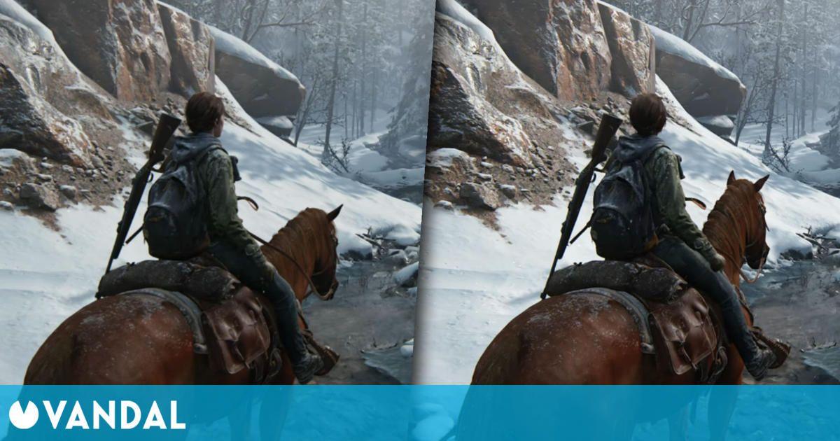 Así sería The Last of Us 2 con parche next-gen para PS5 a 4K y 60 fps