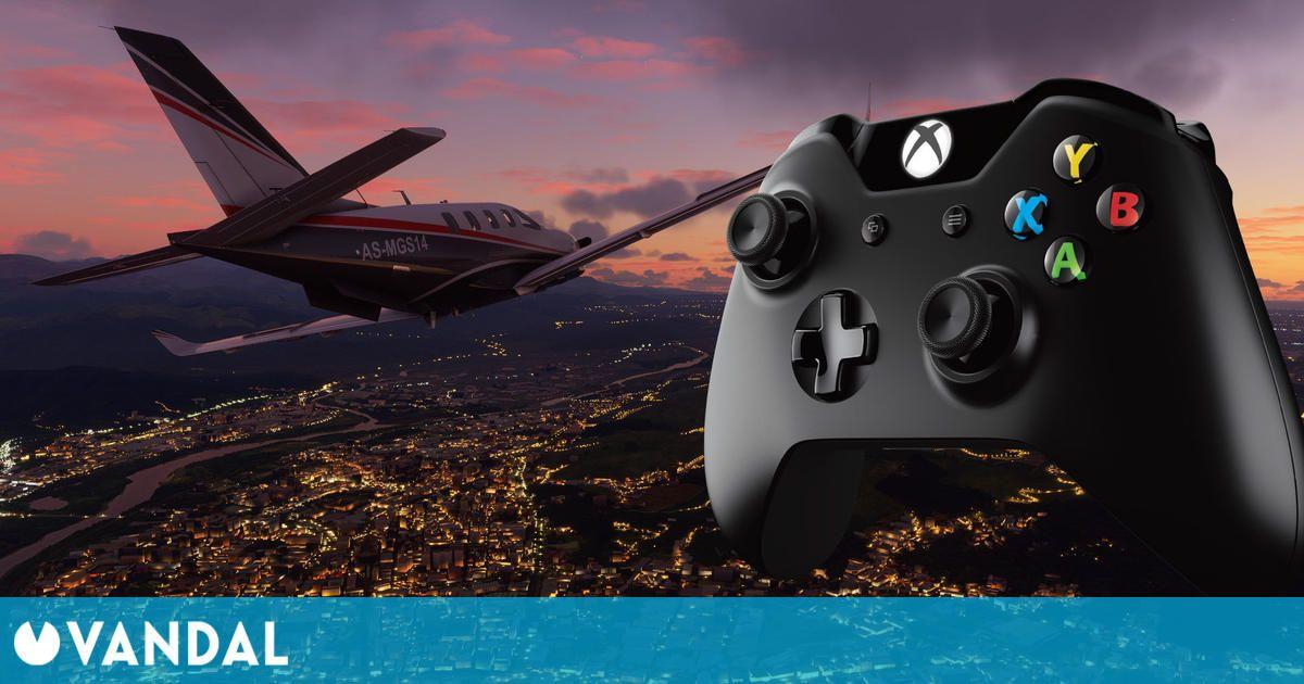 Microsoft Flight Simulator para Xbox One ya ha sido clasificado por PEGI