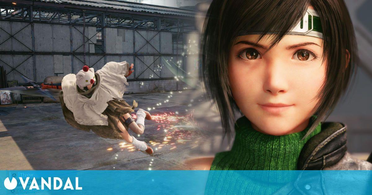 Final Fantasy 7 Remake Intergrade muestra nuevas imágenes, detalles del combate y más