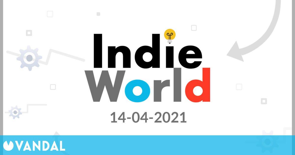 Sigue aquí la presentación Indie World de Nintendo Switch a partir de las 18:00h