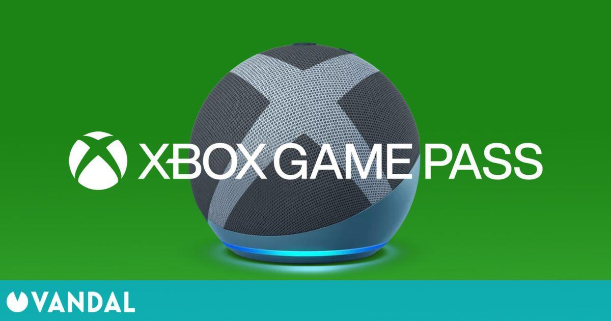 Ya puedes pedirle a Alexa que te descargue juegos desde Xbox Game Pass